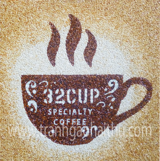 Logo Coffee 32CUP
